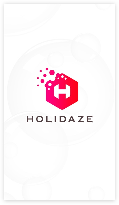 Holidazs Mobile App
